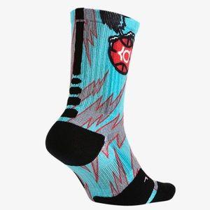 Nike KD Flight Pack Elite Basketball Socks M